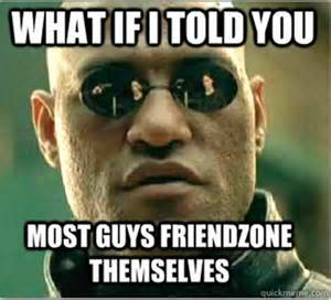friend zones