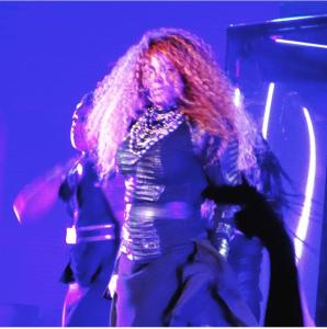 Janet!!! #theunbreakabletour