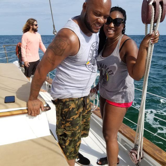 Sail time!